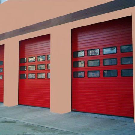 工业门厂家生产定制各种工业门 提升门