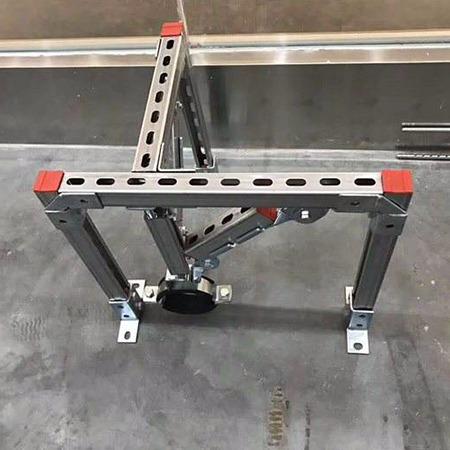 抗震支吊架生产厂家 成都中博电器 专业生产