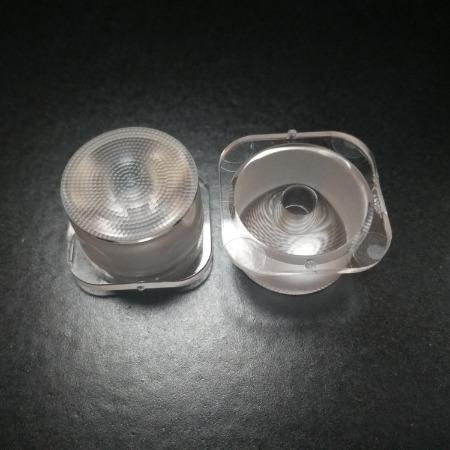 20防水透镜12度珠面洗墙灯透镜线条灯透镜广告灯透镜