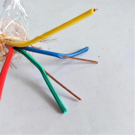 天康VVP电力电缆铜芯电线聚氯乙烯绝缘护套铜网屏蔽电缆定制批发厂家