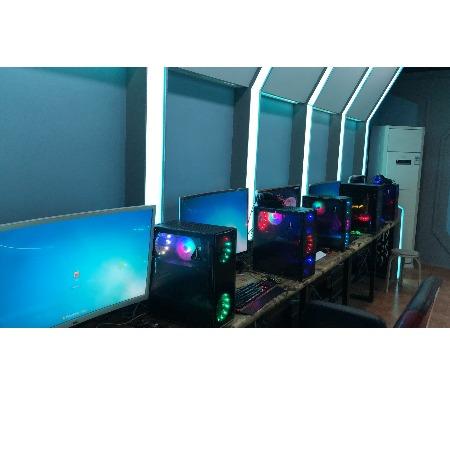 游戏工作室搭建 天津网吧装机 天津大寺优聚电脑城 优聚电子