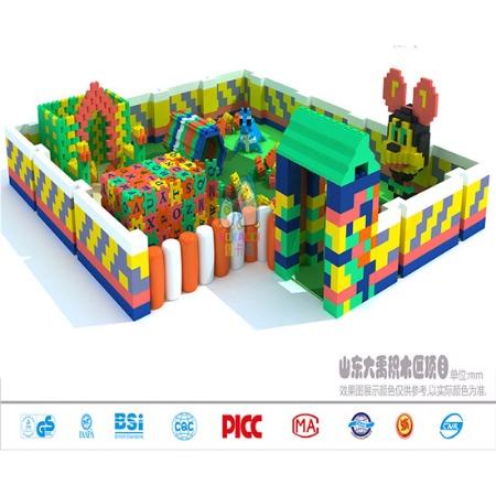 湖北鲁卡奇韩国乐高积木 加盟儿童娱乐 儿童乐高积木  加盟儿童游乐场  加盟儿童游乐场要多少钱