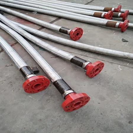 耐温防火管线   耐火阻燃胶管 钢厂用耐火阻燃胶管 GNG耐火隔热胶管 BOP井控管线