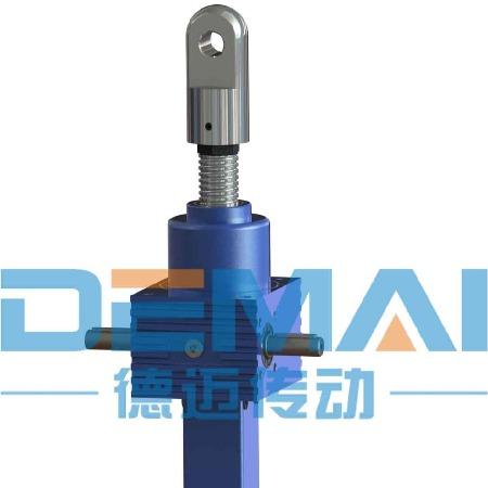 德迈传动DMB滚珠丝杆升降机优质丝杠升降机手动螺旋升降机