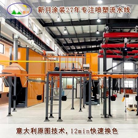 喷塑设备厂 环保喷塑设备厂家