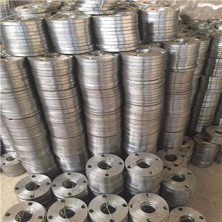 2.5公斤DN150平焊法兰制造厂   孟村云海老标法兰生产厂家