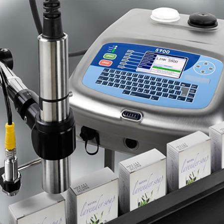 臨沂 生產日期自動打碼機 大字符小字符噴碼設備