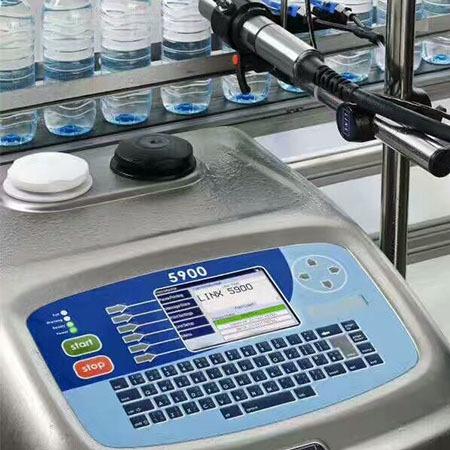 临沂智腾小型喷码设备品牌 全自动喷码设备品牌