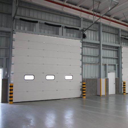 工业门厂家定做 防风工业门 大型工业门 工业门