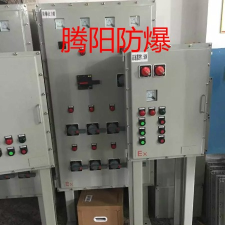 订制碳素钢 钢板700*800*250防爆电加热防爆箱 电伴热防爆控制箱