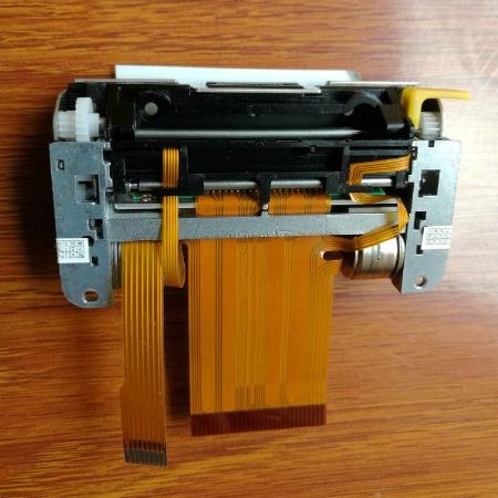 普瑞特PT486F08401 58mm易装纸带自动切刀热敏打印机芯