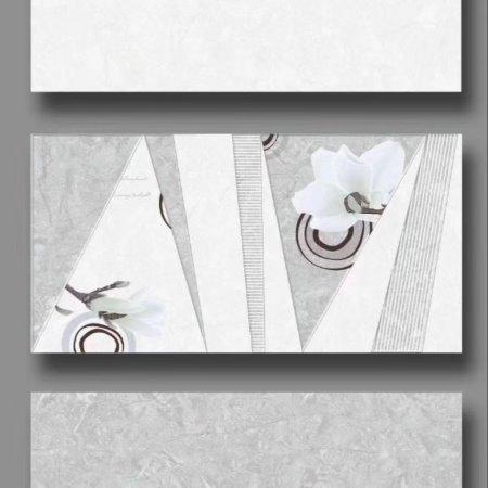 金美鹤300-600不透水内墙瓷砖 防潮砖 防污 厨房 卫生间 浴室 工程内墙砖