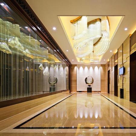 酒店大厅客房餐厅灯具