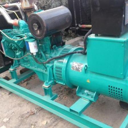 二手柴油发电机组回收-旧发电机设备回收