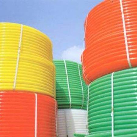 三色子管   光纜保護子管  防火阻燃型三色子管