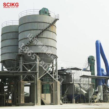 脱硫烘干石膏粉生产线设备 磷石膏加工设备山东河北价格