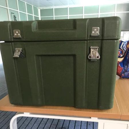 友特塑料容器塑料器材箱ADV-504836
