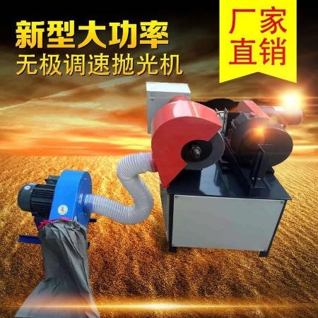 昌和机械 小型外圆抛光机 CH80型圆管抛光机不锈钢管抛光拉丝机 小型圆管除锈机 圆管圆棒镜面抛光