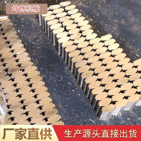 坤博厂家定制 铜板 铜滑板 黄铜铜滑板
