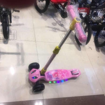 米高滑板车(略高)