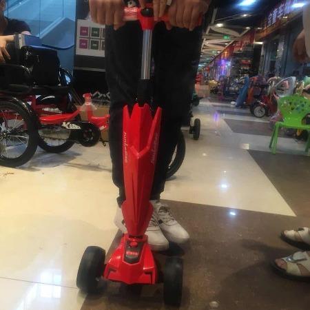 米高滑板车(变形金刚)