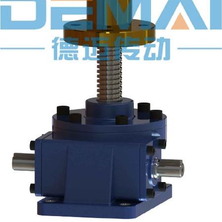 德迈传动KFT丝杆升降机优质螺旋升降机手动丝杠升降机