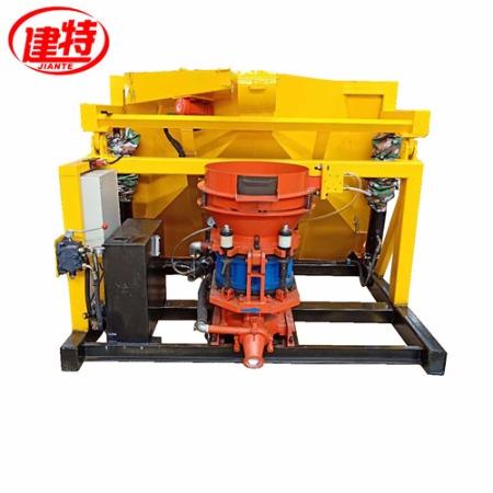 吊装式混凝土自动上料喷浆机组JPD-D7m-系列产品大全