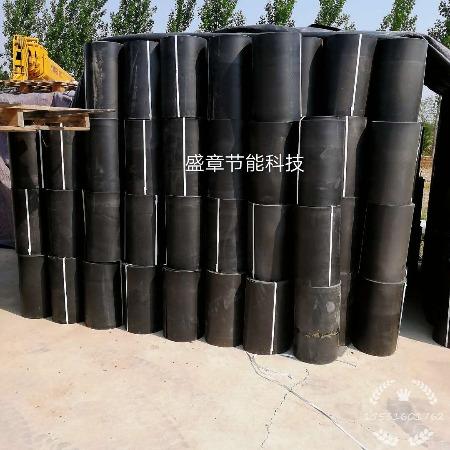 聚乙烯夾克管補口專用皮子-聚氨酯直埋管接口皮子-熱收縮帶廠家