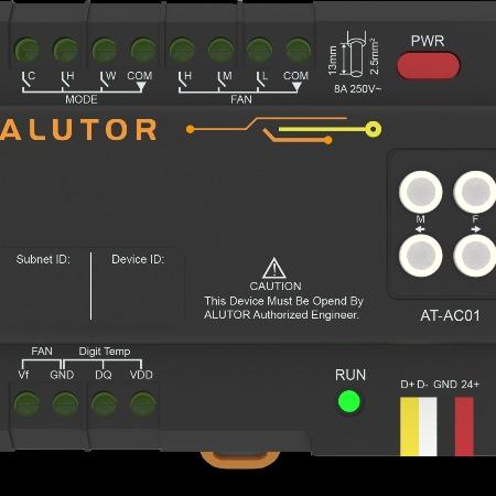 阿尔尤特 空气质量监测系统 AT-AC01 空调模块 智能家居模块 品牌直销