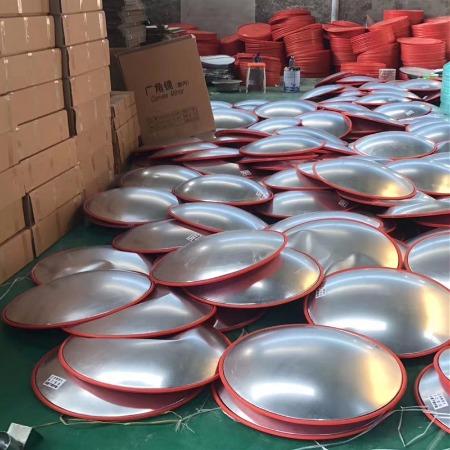 河北大川 道路广角镜 交安设施凸面镜销售