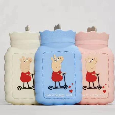 硅胶暖手宝、暖水袋、热水袋