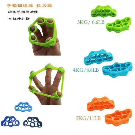 硅胶手指握力器-硅胶握力器-o型环保硅胶握力器-可调节握力器-硅胶握力器手指训练价格