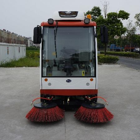 厂家直销道路清扫车 电动扫路车 新能源扫地车 驾驶式扫地车