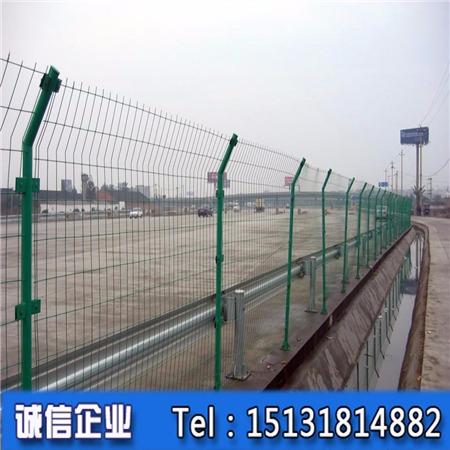 航斯供应双边丝护栏网 铁丝网围栏 园林防护网