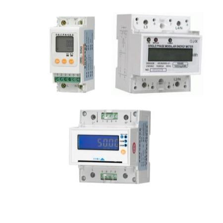 DDSY1753单相导轨表2P 微型电能表 能耗监测 远传智能电表 远程抄表系统