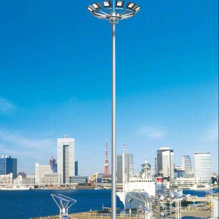河北信丰公司直销升降式LED高杆灯