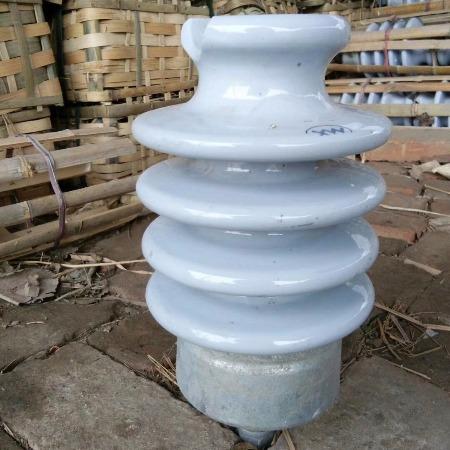 线路绝缘子57-2 柱式瓷绝缘子R12.5ET125L 量大从优R12.5ET150L