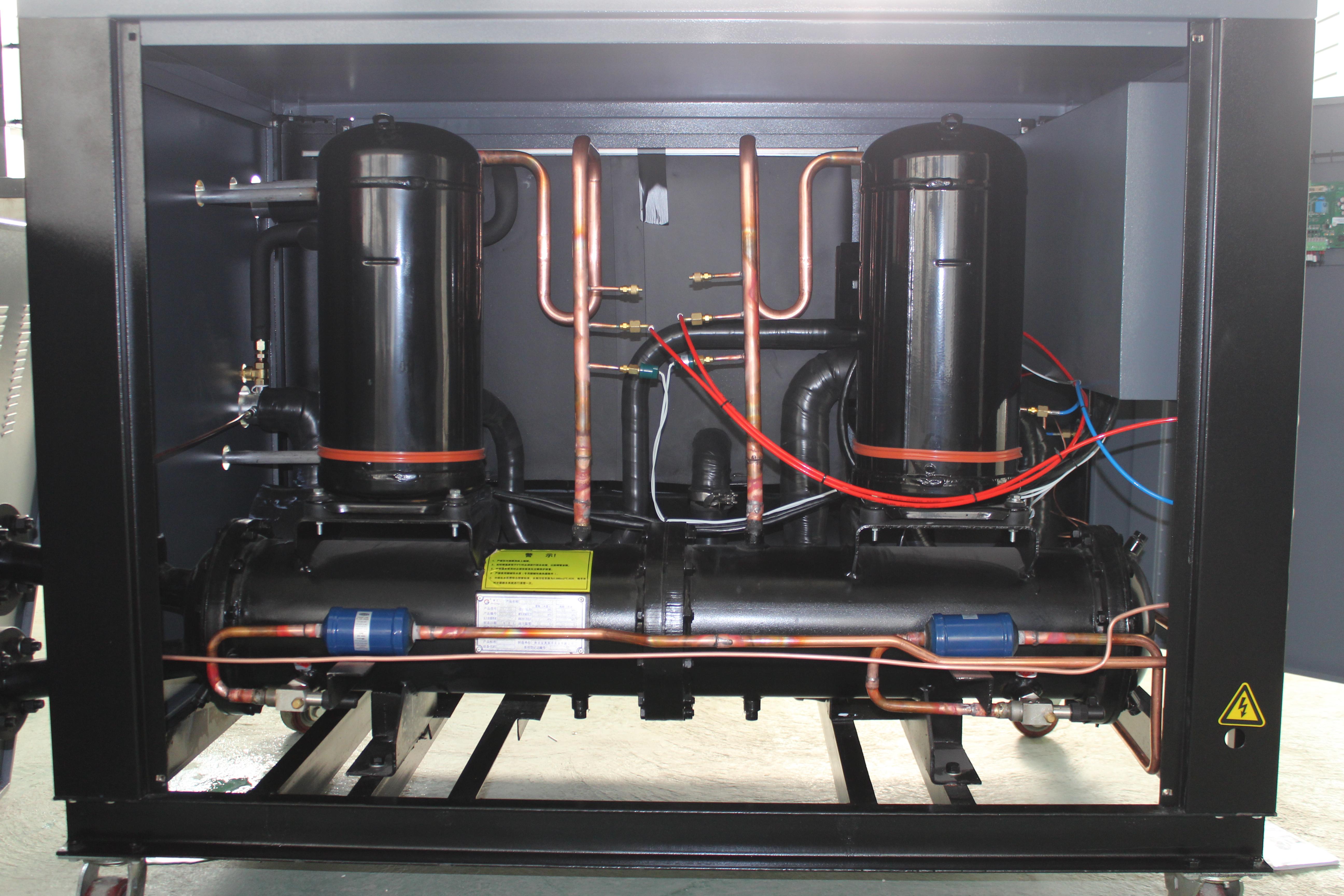 工业用冰水机组