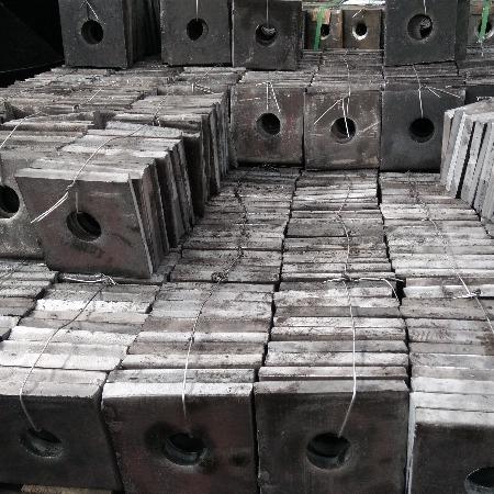 厂家直销精轧螺纹钢精轧方垫板 精轧螺纹钢锚具精轧垫板 现货供应