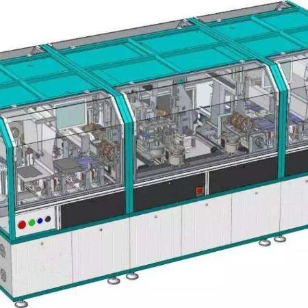 豫诚非标自动化设备 厂家直销自动化检测设备改造