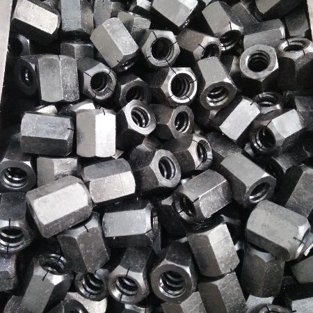 厂家直销精轧锚具 精轧螺纹钢螺母 平面锥面螺母 宝运实力厂家