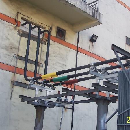 厂家现货供应高压管型母线槽 管形母线槽 铝合金管母线