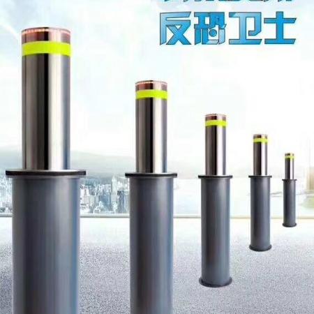 华夏源龙 北京升降柱厂家 全自动升降柱