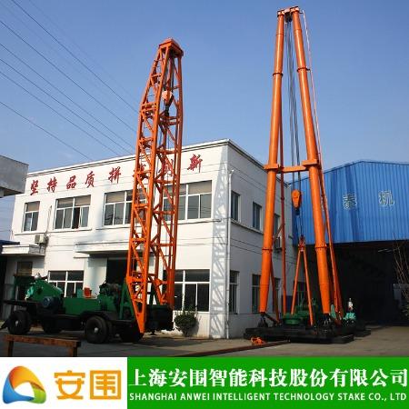厂家专业供应GPS工程钻机 品质保障大口径港口基础桩孔钻机价格优惠 欢迎选购