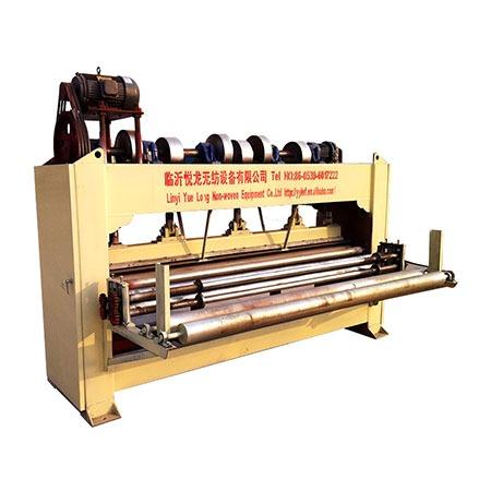 无纺布中速针刺机 定制各种宽幅针刺机 定制针刺机  针刺机厂家