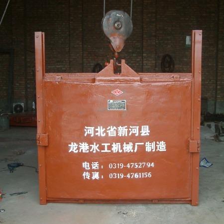 球墨铸铁闸门 球墨铸铁镶铜闸门 螺杆启闭机就在龙港水工