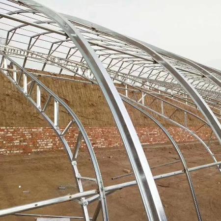 日光温室大棚工程-厂家定制-PC阳光板温室大棚-安装建设-满天星农业科技