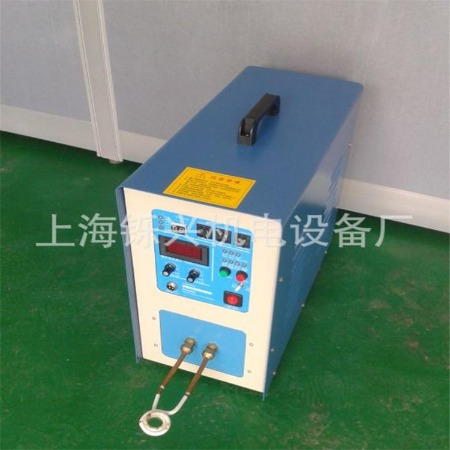 上海工程水磨钻专用牙子焊机,金刚石钻头高频焊齿机