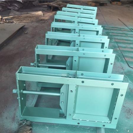 灰库专用气动闸板阀装置 气动旋转阀 手动闸板阀型号