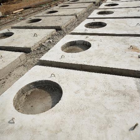 三淼預制電力井蓋板價格 電力井蓋板廠家
